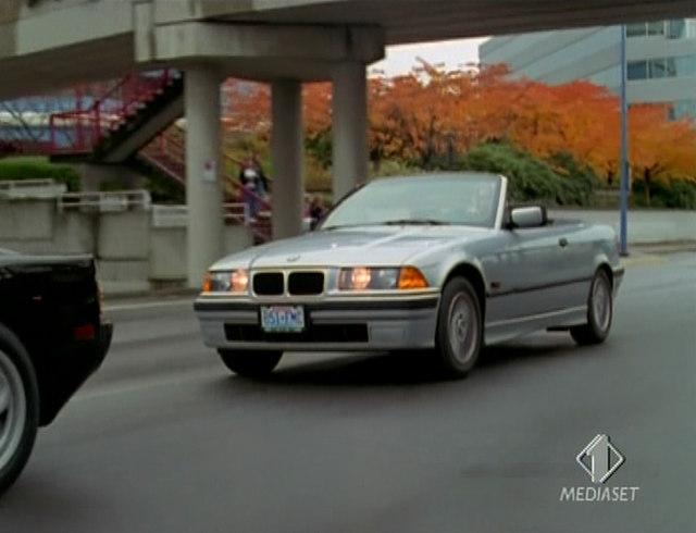 1997 BMW 318i Cabrio [E36]