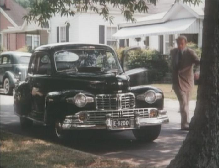 1946 Lincoln Club Coupe [66H-77]