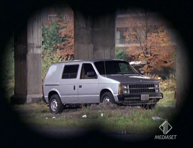 I on 1984 Dodge Caravan