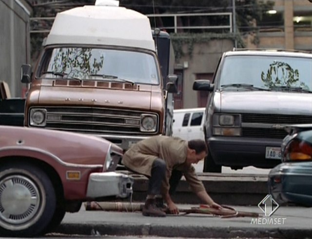 1974 Dodge Sportsman Van Camper