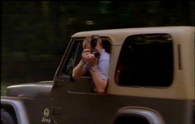 1987 Jeep Wrangler Sahara [YJ]
