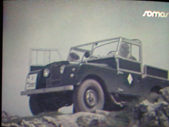 Land-Rover 88'' Series I