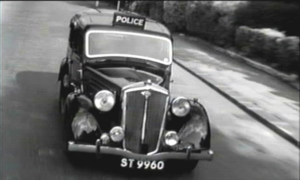 1938 Wolseley 18/85 Police [Series III]