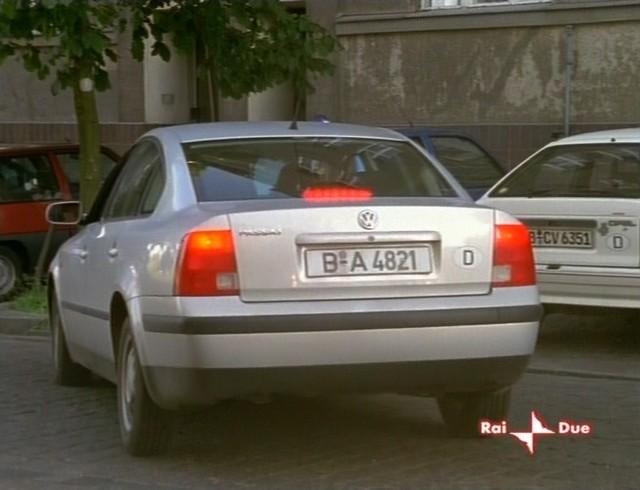 VW Passat B5 ZeroG Front