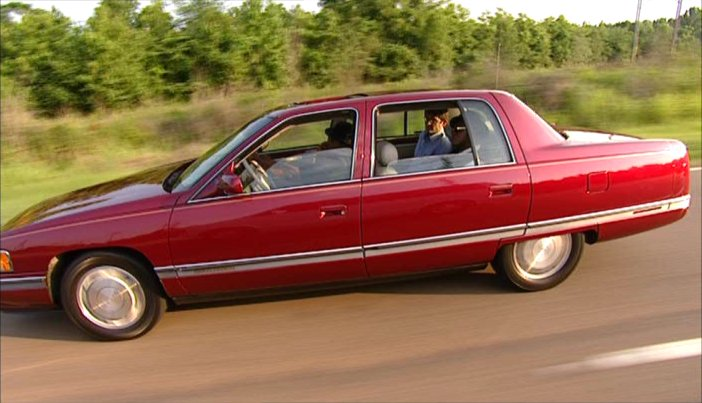 Fresh 94 Cadillac Seville