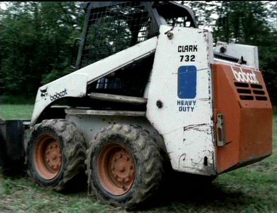 Bobcat 732 Skid Steer Loader