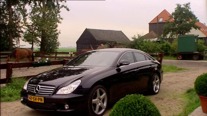 2006 mercedes benz cls 320 cdi c219 in voetbalvrouwen 2006 2010. Black Bedroom Furniture Sets. Home Design Ideas