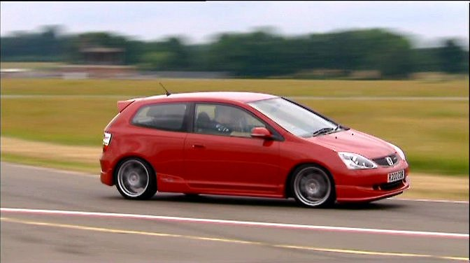 2004 Honda Civic Type-R [EP3]