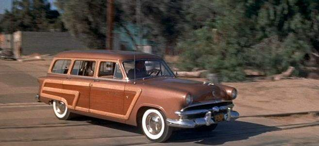 1953 Ford Crestline Country Squire [79C]