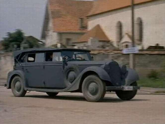 Mercedes Benz 320. 1938 Mercedes-Benz 320 Lang