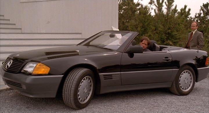1990 mercedes benz 500 sl r129 in for love. Black Bedroom Furniture Sets. Home Design Ideas