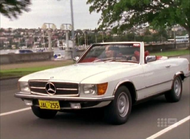 1975 Mercedes-Benz SL [R107]