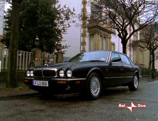 1998 Jaguar Xj8l. 1998 Jaguar XJ8 [X308]