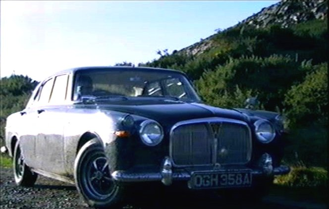 1966 Rover 3 Litre Coup� MkIII [P5]