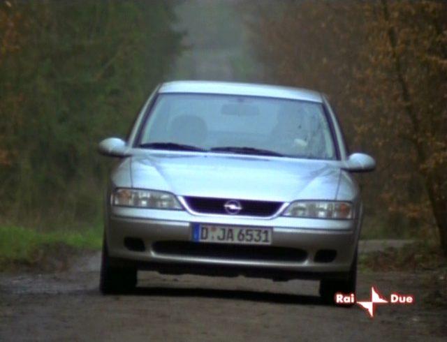 Imcdb Org 1999 Opel Vectra B In Quot Alarm F 252 R Cobra 11