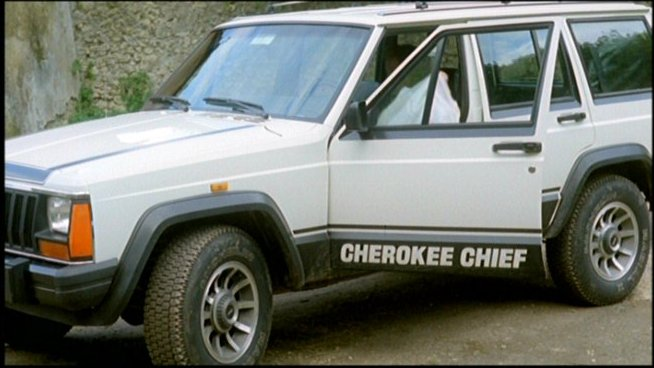 1984 Jeep Cherokee Chief [XJ]
