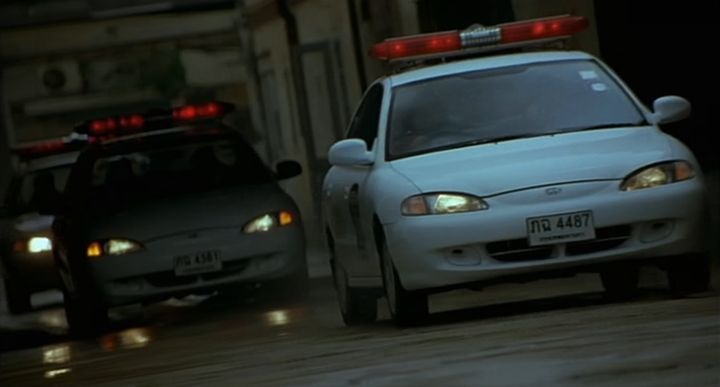 "IMCDb.org: 1995 Hyundai Elantra [J2] in ""Bangkok Dangerous ..."