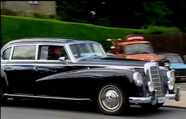 1952 mercedes benz 300 39 adenauer 39 in for 1952 mercedes benz