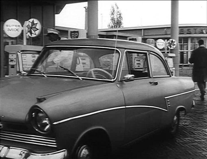 1958 ford taunus 17m p2 in rififi in. Black Bedroom Furniture Sets. Home Design Ideas