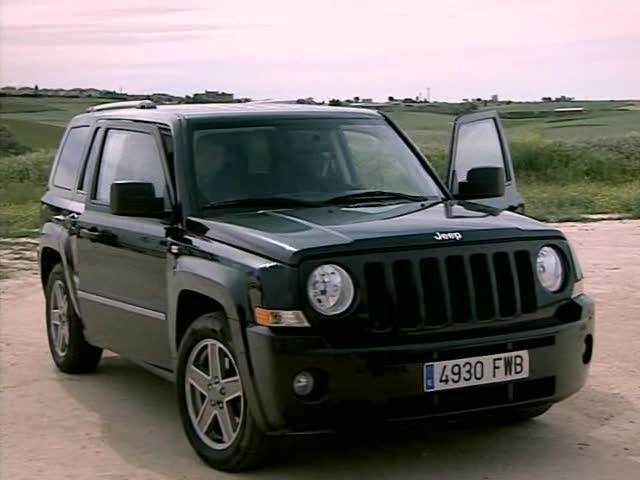 Jeep Patriot 3rd Row. jeep patriot sport4x4 2008