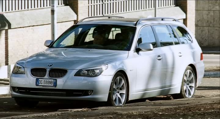 2007 bmw 535d touring e61 in caos calmo 2008. Black Bedroom Furniture Sets. Home Design Ideas
