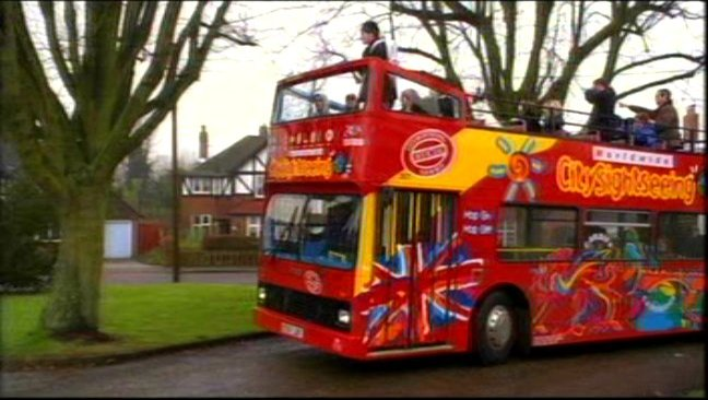 1988 Leyland Olympian Northern Counties Palatine