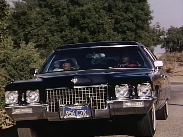 1971 Cadillac Fleetwood 75 In Dolemite 1975
