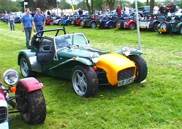 1993 Caterham Super Seven