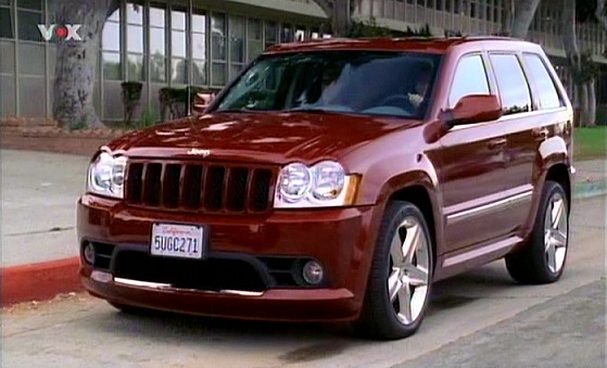 2006 Jeep Grand Cherokee SRT-8 [WK]