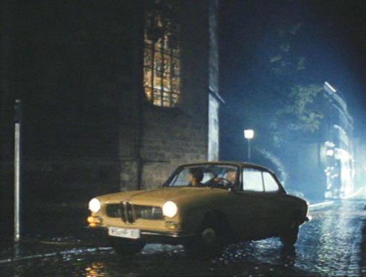 serempengan: 1962 Bmw 3200 Coupe Cs
