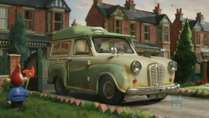 1962 austin a35 van mkii av8 in wallace. Black Bedroom Furniture Sets. Home Design Ideas
