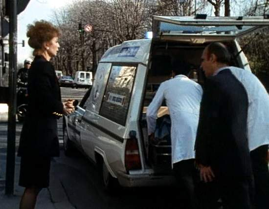 1986 Citroën CX Ambulance Collet Série 2