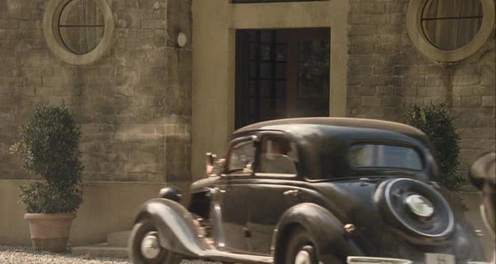 Benz 170 va w136 vi in the boy in the striped pyjamas 2008
