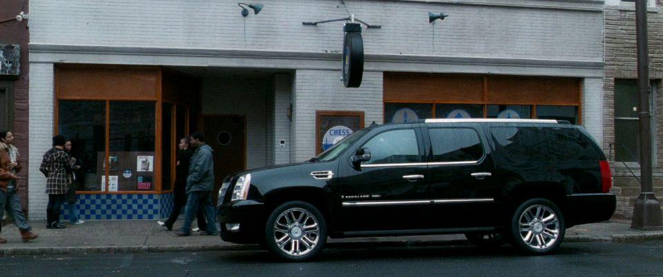 2008 cadillac escalade esv platinum edition gmt936 in cadillac records 2008. Black Bedroom Furniture Sets. Home Design Ideas