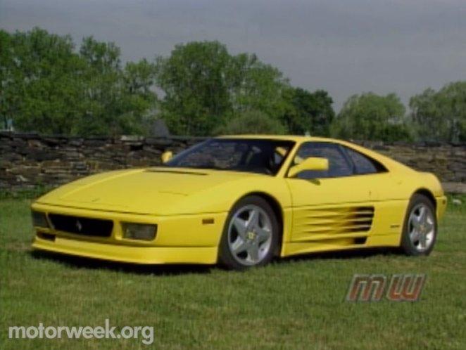 IMCDb.org: 1993 Ferrari 348 GTB Speciale in