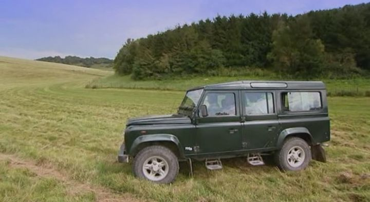 2001 Land-Rover Defender 110 Station Wagon Td5