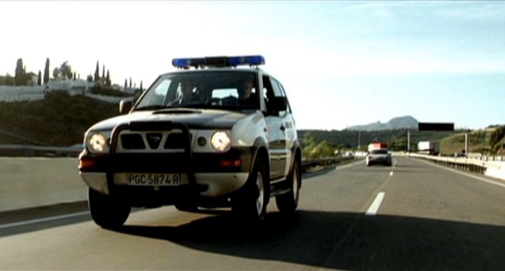 1996 Nissan Terrano II Guardia Civil [R20]