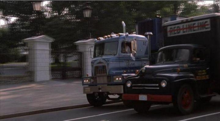 "Moving Truck Companies >> IMCDb.org: 1950 International Harvester L-150 in ""F.I.S.T., 1978"""