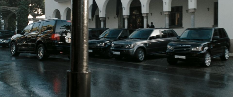 Land-Rover Range Rover Sport [L320]