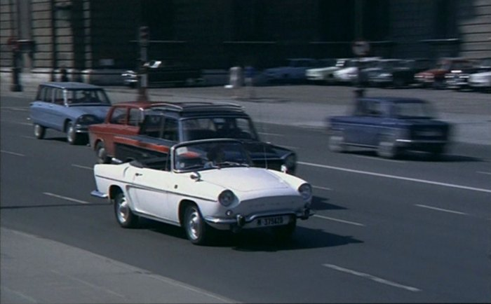1966 Citro�n 3CV Break [Ami 6]