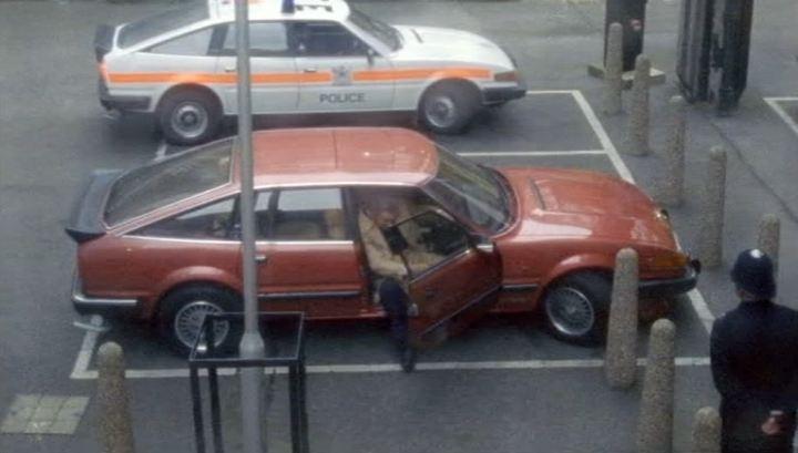 1986 Rover 3500 Vanden Plas [SD1]