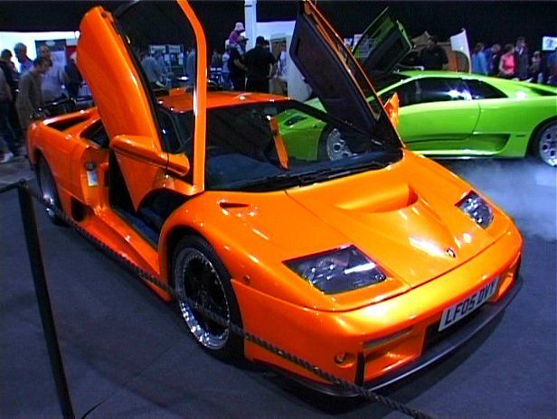 2005 Lamborghini Diablo Replica by Parallel Designs (Torero S)