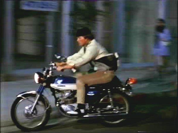 "Honda Of Manhattan >> IMCDb.org: 1971 Honda CB 175 K5 in ""The Barefoot Executive ..."