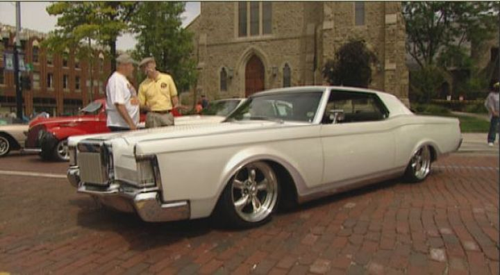 """IMCDb.org: 1969 Lincoln Continental Mark III [65A] In """"My"""