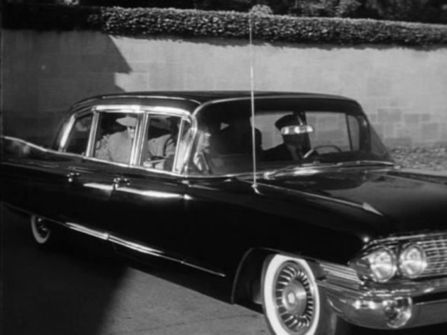 1961 Cadillac Fleetwood 75 6733S In The