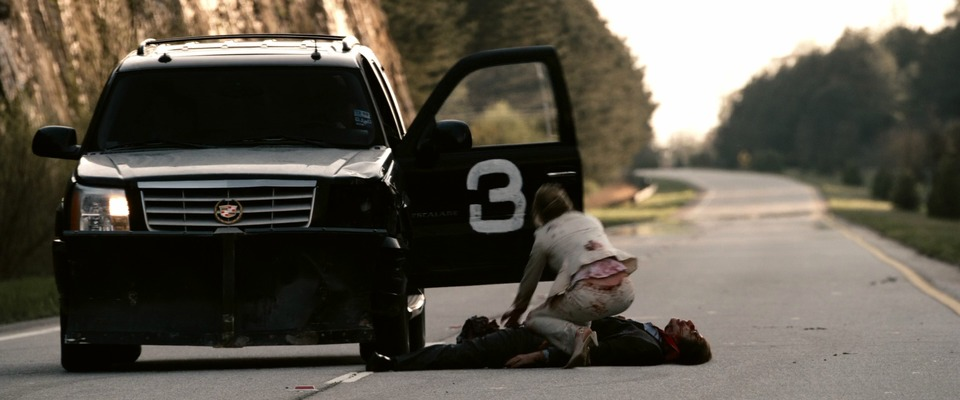 Imcdb Org 2005 Cadillac Escalade Gmt820 In Quot Zombieland