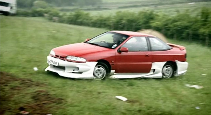 1994 Hyundai Scoupe 1.5 MVI