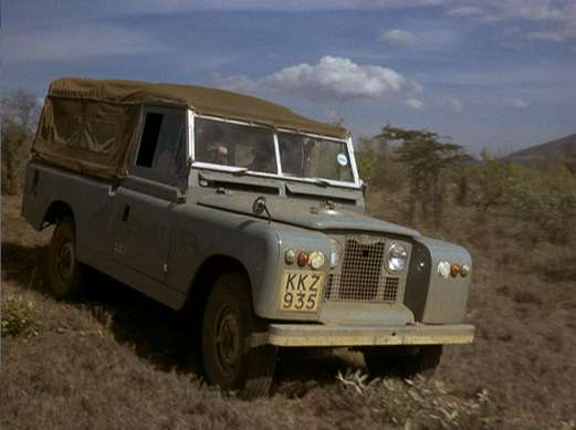 Land-Rover 109'' Series IIa