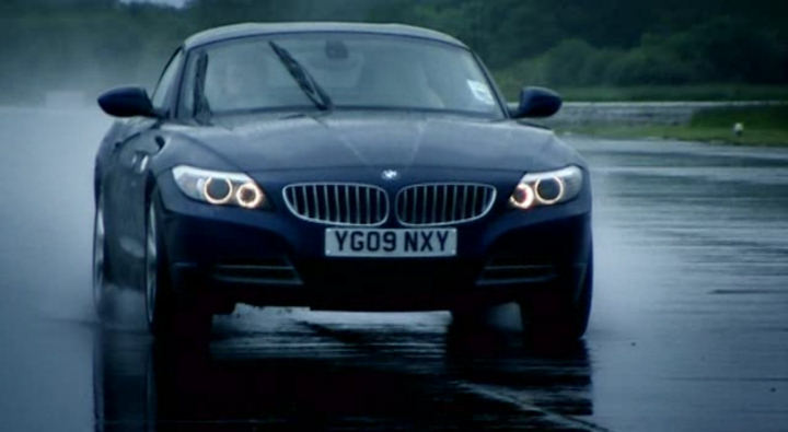Imcdb Org 2009 Bmw Z4 Sdrive35i E89 In Quot Top Gear 2002
