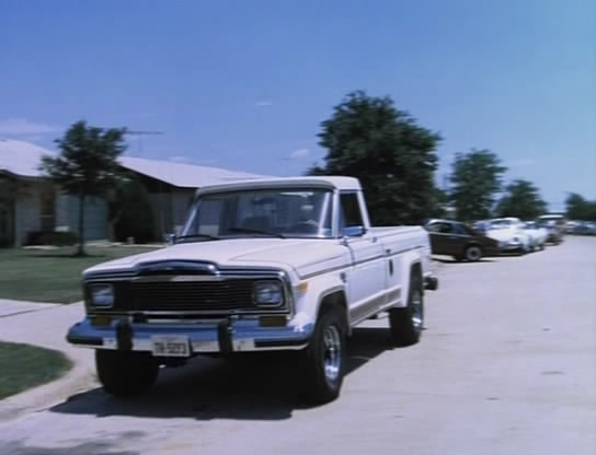 1979 Jeep Pickup Laredo Townside [J-10]